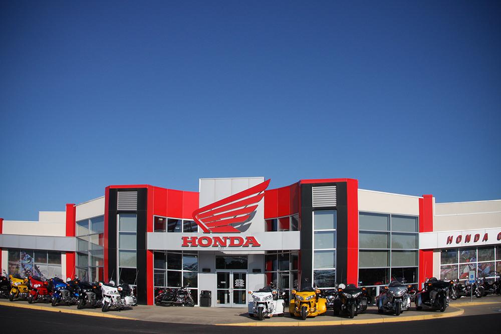 Honda Of Russellville >> Honda Of Russellville Van Horn Construction